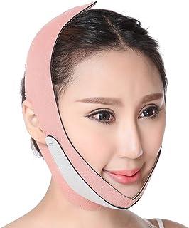 Afslankmasker voor vrouwen Gezichtsmasker met dubbele kin Wangband V-vormige slaapmassage