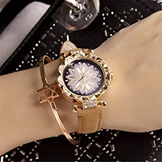 ?? Janly? Orologi da donna The Latest Top Fashion Ladies Belt Watch Wild Lady Creative Fashion Regalo San Valentino