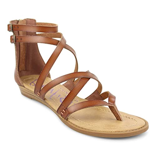 657fe203963df Blowfish Women s Bungalow Wedge Sandal