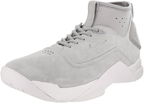 NIKE Hommes's Hyperdunk Faible Crft Wolf gris Wolf gris blanc Basketball chaussures 8.5 Hommes US