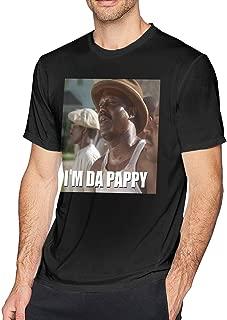 Men's Comfortable Soft T-Shirt - I'm Da Pappy Bernie Mac Father's Day