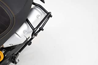 SW-Motech HTA.11.743.13001 Adapter f/ür SLC Seitentr/äger rechts f/ür Bonneville T100//T120 2016 Schwarz 1