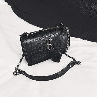 a5ac65c5f1792a XIAOXINYUAN Donne Borsa A Tracolla Nuova Moda Corpo A Croce Bag Ladies  Vintage Goffratura Catena Messenger