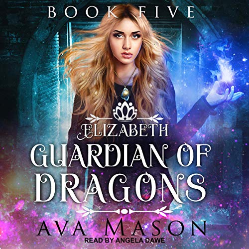 Elizabeth, Guardian of Dragons: A Reverse Harem Paranormal Romance cover art