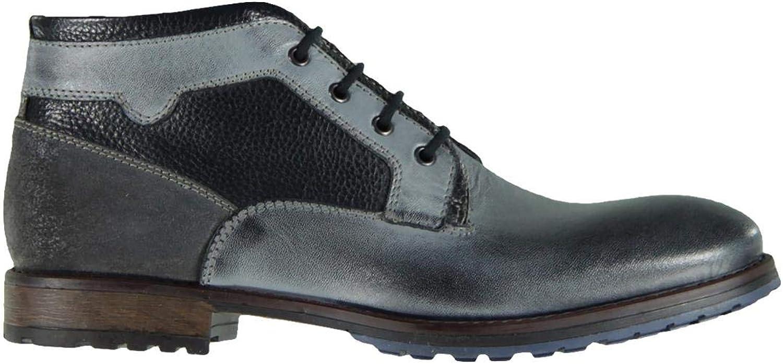 Engbers Herren Schuhe, Schuhe, 26072, Grau  Online-Verkauf