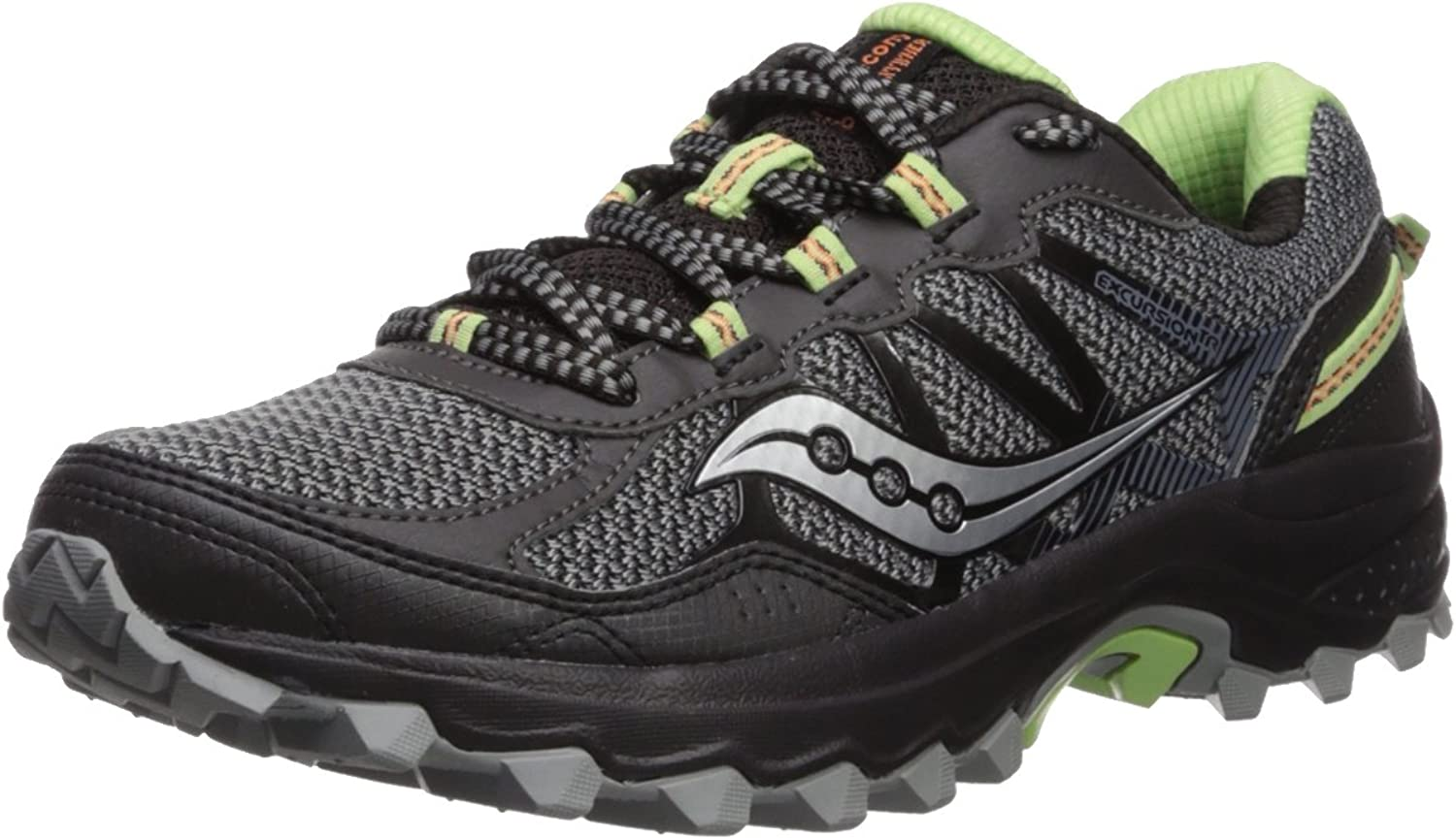 Saucony Women's Excursion TR11 Running shoes Charcoal