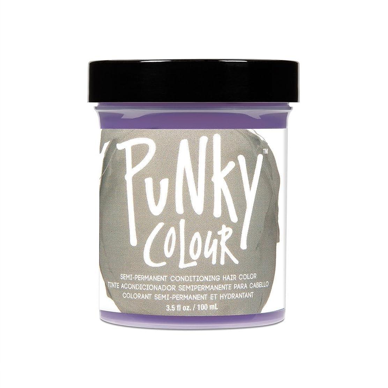 スクラブカートリッジ効能ある(3 Pack) JEROME RUSSELL Punky Color Semi-Permanent Conditioning Hair Color - Platinum Blonde Toner (並行輸入品)