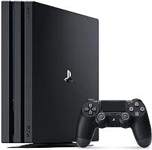 PlayStation 4 Pro CUH-7100 Series 1TB HDD (Jet Black)