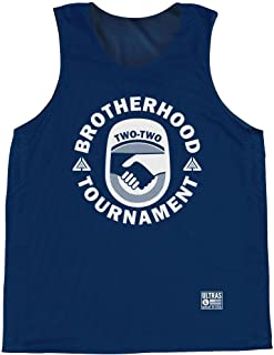 Ultras Brotherhood Billy Hoyle #33 Basketball Singlet Pinnie