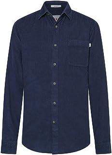 HKT by Hackett Hkt GMT Dye Corduroy Camisa para Hombre