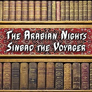 The Arabian Nights - Sinbad the Voyager audiobook cover art