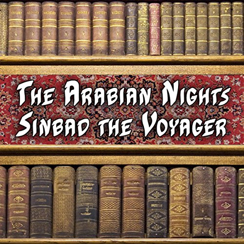 The Arabian Nights - Sinbad the Voyager cover art