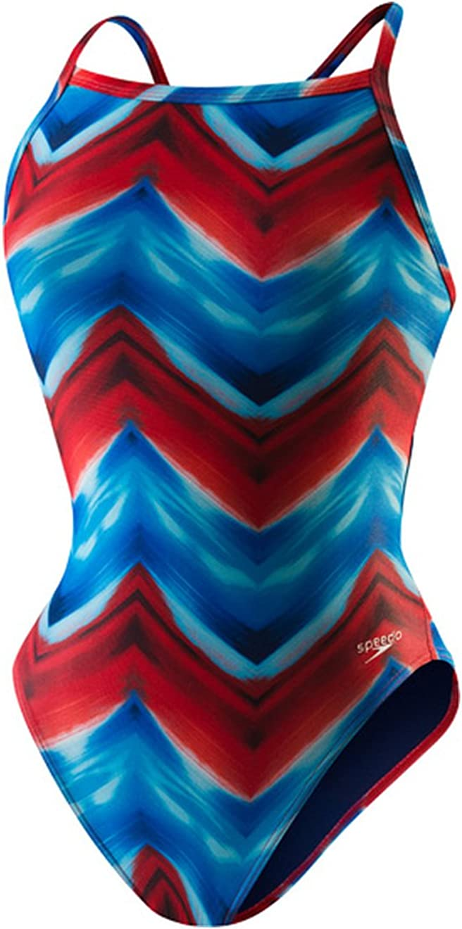 Speedo We OFFer at cheap prices Women's Pulse Flyback One-Piece Limited time trial price Performance Swimsuit