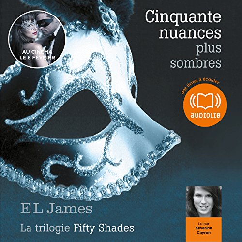 Cinquante nuances plus sombres cover art