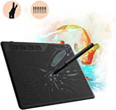 GAOMON S620 6.5 x 4 Inches Graphics Tablet with 8192 Pressure 4 Express Keys and Battery-Free Pen for Digital Drawing & OS...