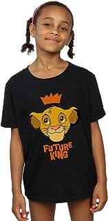 Disney Girls The Lion King Simba Future King T-Shirt