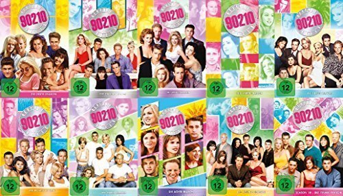 Beverly Hills 90210 - Season 1-10 im Set