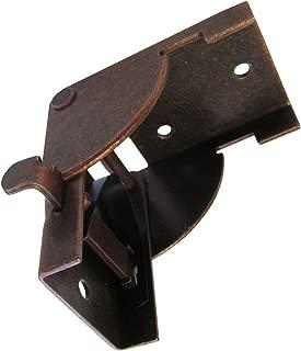 D.H.S. Posi-Lock Folding Leg Bracket for Wall Mounted Work Bench / Fold Down Table (2 pcs.)
