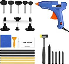 BBKANG 23pcs Paintless Dent Repair Tools - Dent Removal Kit for Cars Door Dent Puller Pops-a-Dent Tool Hail Damage Ding Dent Remover