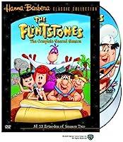 Flintstones: Complete Second Season [DVD] [Import]