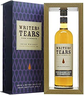 """Writer""""s Tears Cask Strength Pot Still 2013 Limited Edition mit Geschenkverpackung Whisky 1 x 0.7 l"""