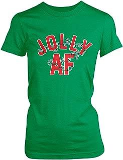 Women's Jolly AF Christmas T-Shirt