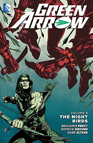 Green Arrow (2011-2016) Vol. 8: The Nightbirds (English Edition)