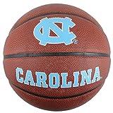 Baden Sports North Carolina Tar Heels Men's Composite Leather Indoor/Outdoor Basketball