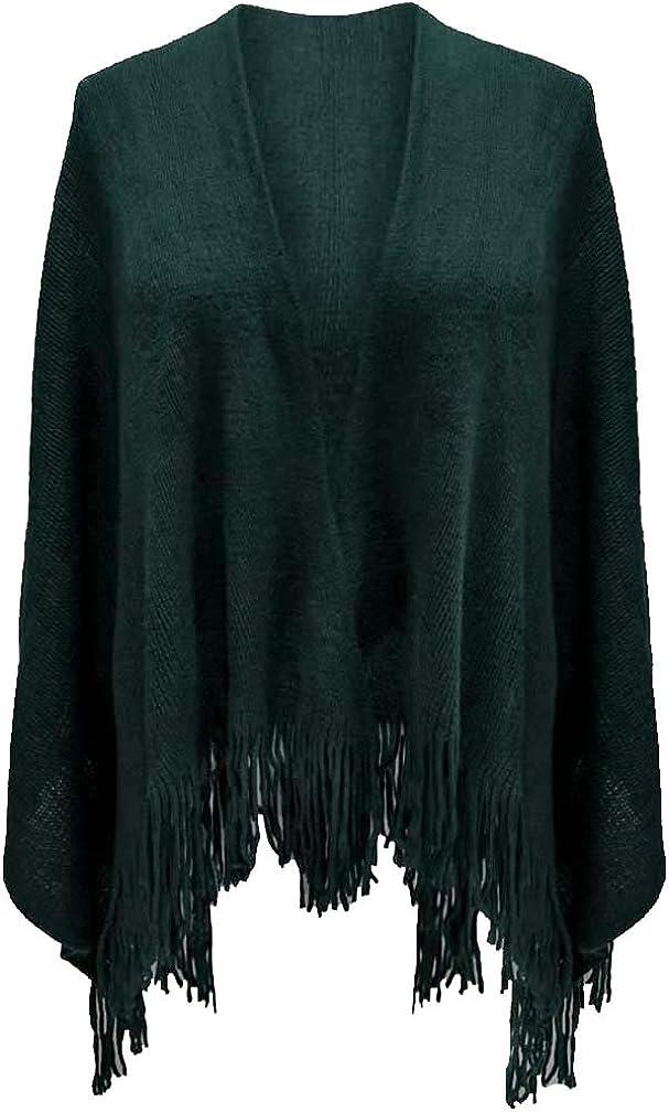 Luxury Divas Ultra Jacksonville Mall Soft Shawl Knit Store Poncho