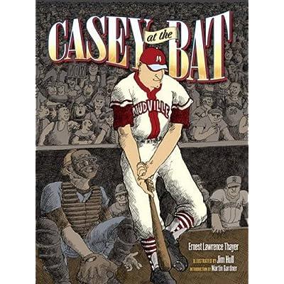 casey at the bat kids book