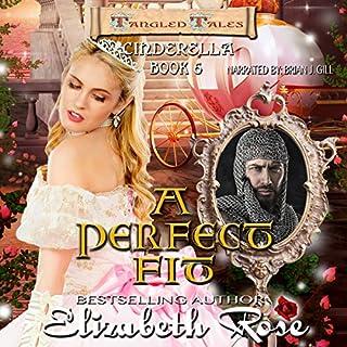 A Perfect Fit: Cinderella  audiobook cover art