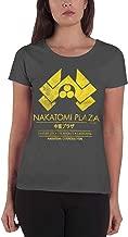 DieHard T Shirt Nakatomi Plaza Vintage Movie Logo Official Womens Junior Fit