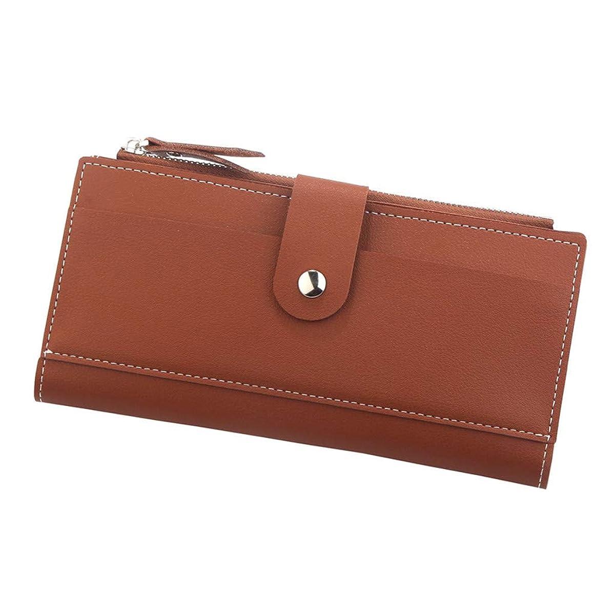 めまいが側代替案長財布 レディース 人気 安い YOKINO ハンドバッグ 手帳型 柔らかい 皮革 小銭入れ スマホケース 小銭入れ人気 カード大容 プレゼント使いやすい 高級感あり 手触り良い 女性用