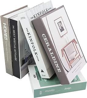 K・M G lobal モダン イミテーションブック 本 空間づくり 内装 インテリア ディスプレイ 展示 撮影用 小物 装飾