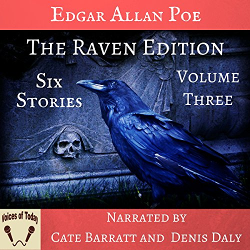 The Raven Edition, Volume 3 audiobook cover art