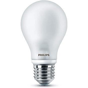 Philips Lighting Bombilla LED Estándar E27, 7 W, Fría, Pack de 1: Amazon.es: Iluminación