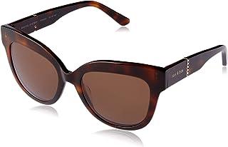 Sass & Bide Women's Magical Mystery SAS1809840 Cateye Sunglasses,Honey Demi,52 mm