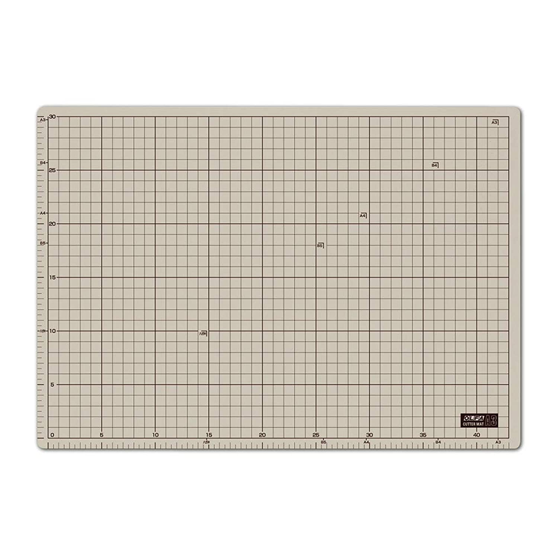オルファ(OLFA) カッターマットA3 (320x450x2mm) 135B