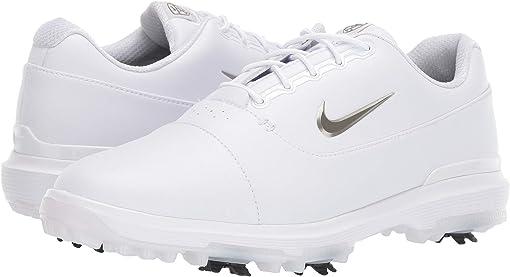 White/Metallic Pewter/White/Vast Grey