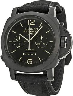 Panerai Men's PAM00317 Luminor 1950 Analog Display Swiss Automatic Black Watch