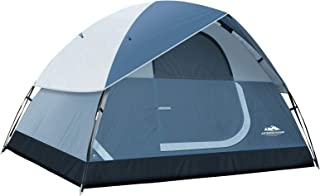 AsterOutdoor Camping Dome Family Tent 2/4/6 Person Camp...