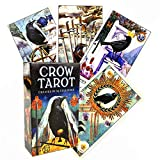 78 + 44 hojas tarjetas de oracle tarjetas de tarot, destino DIVINGS Decks Tarjetas Juego de tableros interactivos para principiantes Familia de fiesta
