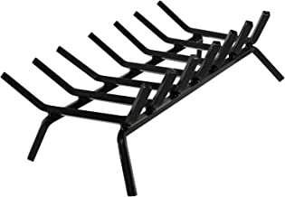 INNO STAGE Fire Wood Log Grate for Fireplace, 24
