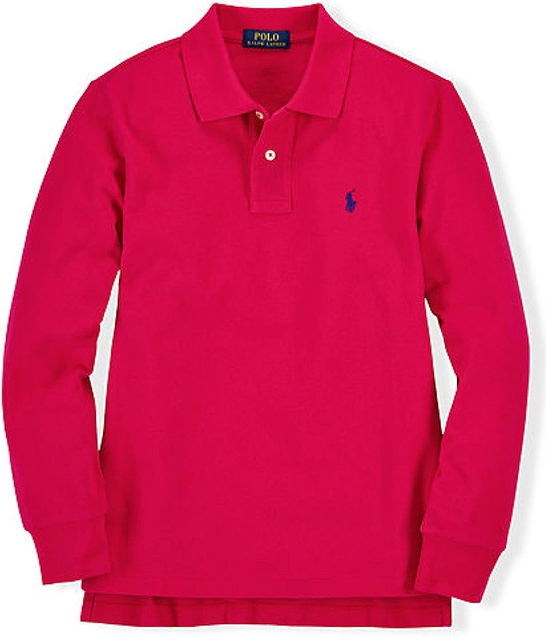 Ralph Lauren Baby Boys' Long Sleeved Polo Shirt