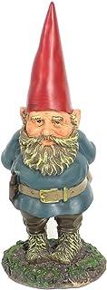 Sponsored Ad - Sunnydaze Garden Gnome Gus The Original, Outdoor Lawn Statue, 9.5 Inch Tall