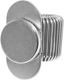 TOHKIN マグネット付きペンホルダー PH1-MG 1個入 伸縮スプリングタイプ 強力磁石