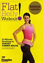 Flat Belly Workout: 10-Minute Routines to Target Tummy Bulge