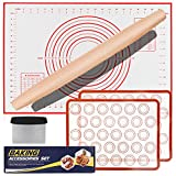 Top 10 Best Baking Mat for Pastry Rollings