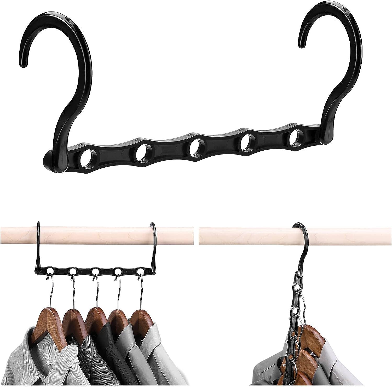 COZYMOOD Magic Clothes Soldering Hangers Smart Closet âSaver of 16 Pack 5% OFF