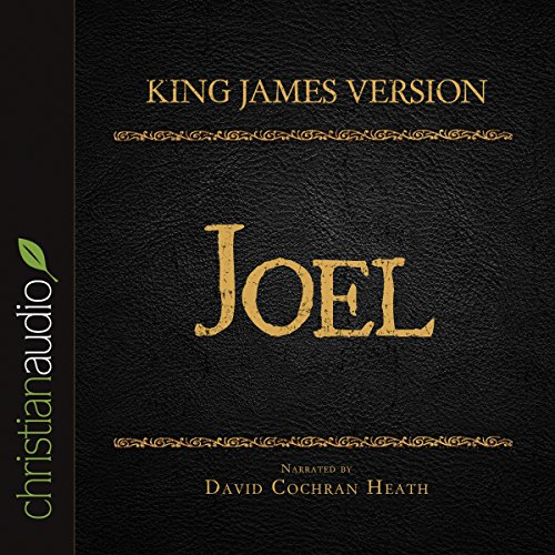 Holy Bible in Audio - King James Version: Joel audiobook cover art
